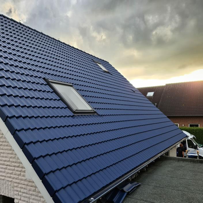 Reinigungstechnik Hartmann - Dachbeschichtung & Dachreinigung